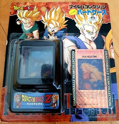 Dragon ball film collection card pack carddass