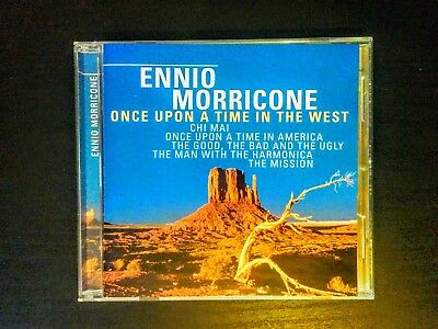 Ennio Morricone, Once Upon a Time in the West Compilation Soundtrack CD, Various