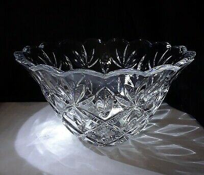 Waterford Crystal SARA BOWL 10 inch NEW 40005492