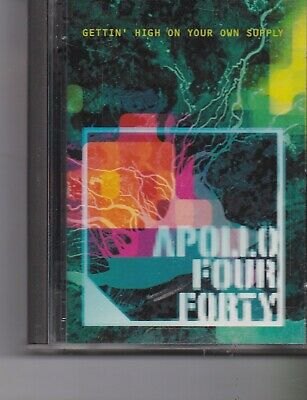 Apollo Four Forty-Gettin High On Your Supply Minidisc album