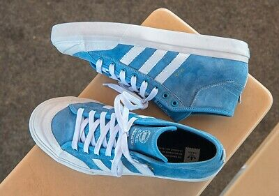 best website d2cf1 52e1c Adidas Skateboarding Matchcourt Mid x MJ 10.5M   OG Blue and White