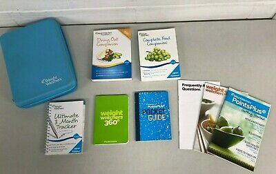 Weight Watchers Points Plus FOOD/DINING OUT COMPANIONS, TRACKER - MORE