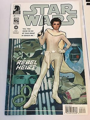 Star Wars Comic Princess Leia Dark Horse