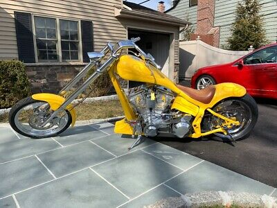 2000 Custom Built Motorcycles Chopper  Thunder Cycle Designs
