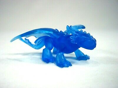 Rare How To Train Your Dragon 3 Hidden World Mystery Transparent Blue Toothless