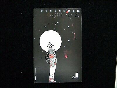 DESCENDER #1 from 2015 Image Comics 1st Print with Bag & Board Jeff Lemire