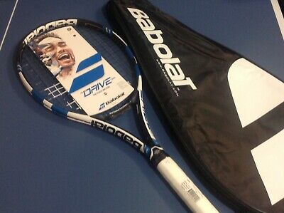 Babolat Pure Drive Team Tennis Racquet 4 1/4. - with Cover