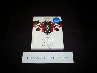 The Silence of the Lambs (Special Edition) Criterion 2-Disc Blu-Ray [New + Mint]
