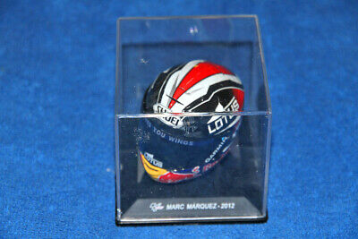 Marc Marquez Helmet Model 1:5 - Moto Gp 2012 - Like New (Offical Product)