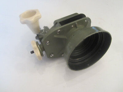 vintage Enlarger lens assembly AXOMAL IA typ 74215 made in Czechoslovakia