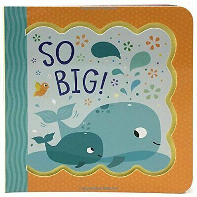 So Big! Greeting Card Book, Hardcover by Cottage Door Press Keepsake Board Book