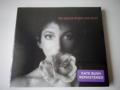 Kate Bush - The Sensual World Remastered Cd New And Sealed