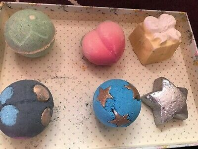 Lush Bath Bomb Bundle Limited Edition