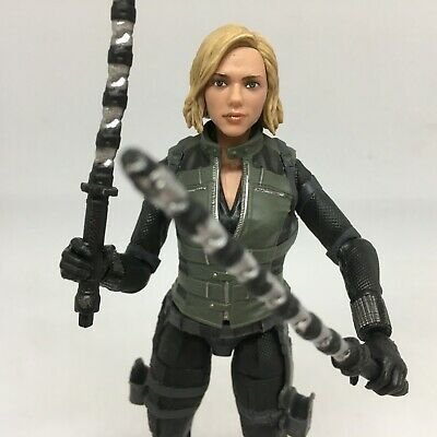 Marvel Legends Black Widow Mcu 6 Action Figure Loose