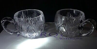 Marquis by Waterford Newberry Cups Set of 6 40022654 New in Box