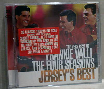The Very Best Of Frankie Valli And The Four Seasons - Jersey's Best