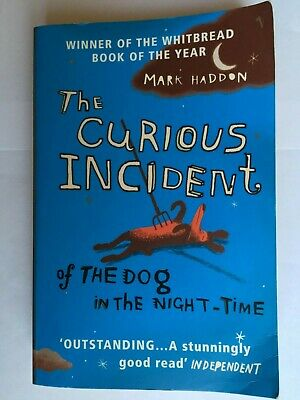The Curious Incident of the Dog in the Night-time by Mark Haddon Paperback 2004