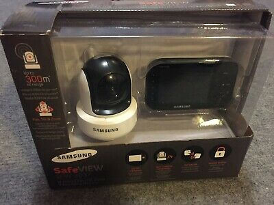 Samsung SEW 3037 Baby Monitor. Safe-View. Parents choice.