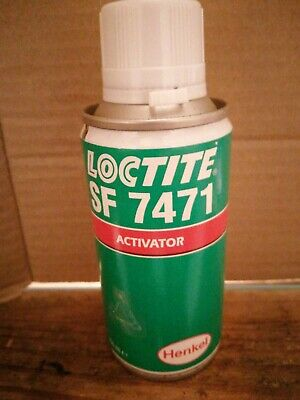 LOCTITE 7471 150ml ACTIVATOR X6 CANS