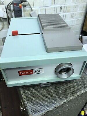Boots 300 Slide Projector