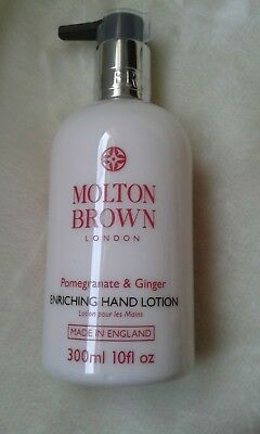 Molton Brown Pomegranate & Ginger Enriching Hand Cream