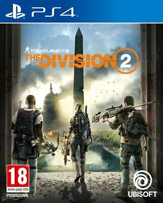 THE DIVISION 2 [PS4] (Digital Download)