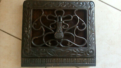 Antique Return Vent!! Early 1900's Heating Grate