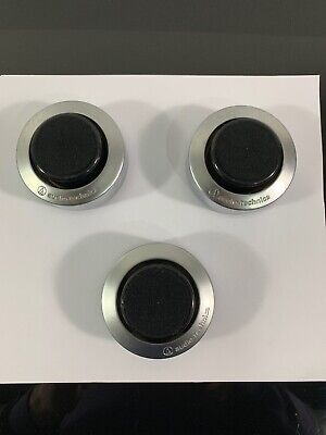 3 X Audio Technica AT-605 Turntable Vibration Isolation Feets