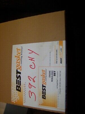 Early 392 Hemi   Complete Best Gasket Set, New Unopened