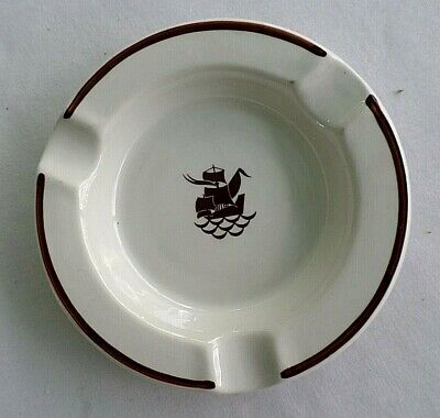 Royal Doulton, Steelite Hotelware Ashtray, Made in England