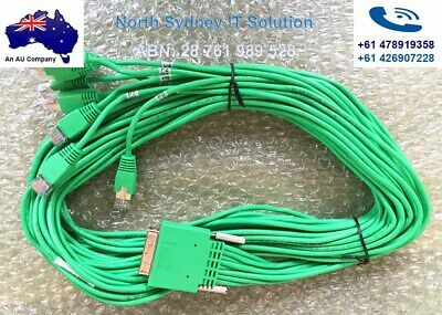 New Cisco CAB-HD8-ASYNC Cable for HWIC-8A, HWIC-16A, Warranty, Invoice