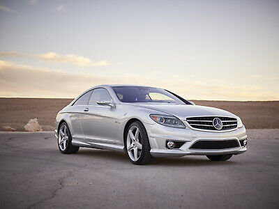 2009 Mercedes-Benz CL-Class CL63 AMG 2009 Mercedes-Benz CL63 AMG with Full MB Service History & Rare Interior