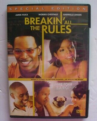 Breakin' All the Rules DVD, 2004, Special Edition Jamie Foxx Morris Chestnut