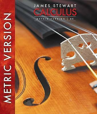Calculus, International Metric Edition by James Stewart, David Busch (Hardback,
