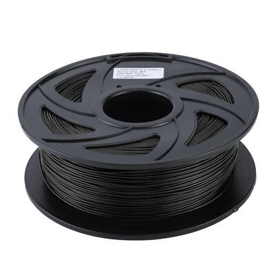 3D Printer Filament PLA 1.75mm 350Meters Black Colours Eco-Friendly