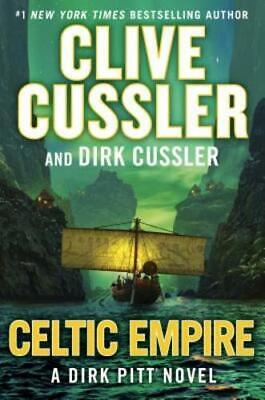 Celtic Empire by Clive Cussler: Used