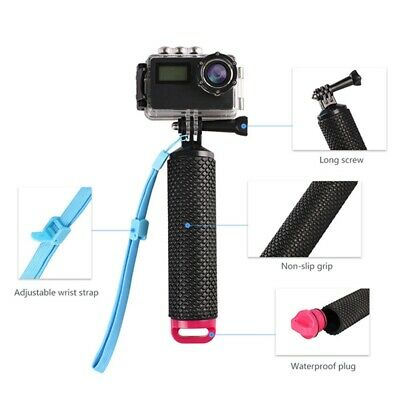 Floating Hand Grip Handle For Gopro Hero 2 3+4 5 Camera Mount Accessory Float UK