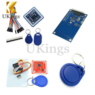 PN532 NFC RFID Reader/Writer Controller Shield KITS For Arduino PN532 Red/Blue K