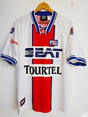 1994-1995 Maillot Paris Saint Germain Nike Domicile PSG Nike football shirt (XL)