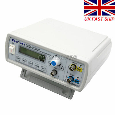 FY3200S 24MHz Dual-channel Arbitrary Waveform DDS Function Signal Generator paUK