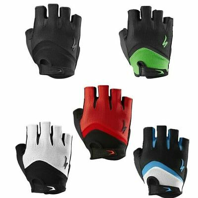 GUANTES gloves CICLISMO GEL especialized CORTOS BICI BIKE BTT MTB - (M, L. XL)