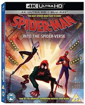 Spider-Man - Into the Spider-verse (4K Ultra HD + Blu-ray) [UHD]