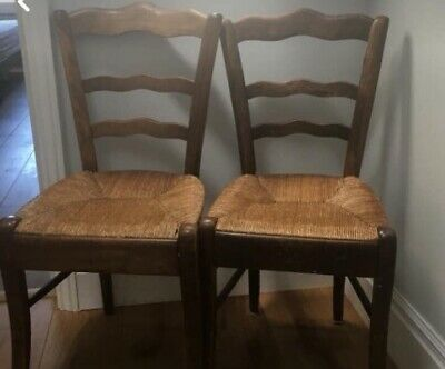 french pair of chairs antique