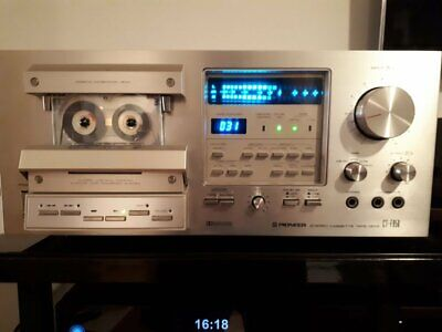 Pioneer CT-F 950 stereo cassette deck EX+