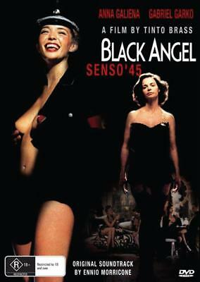 Black Angel - Tinto Brass - Dvd  Free Local Post