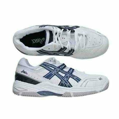 ASICS gel rebel omni tennis shoes - UK 9