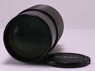 Very Good Nikon Ai Nikkor 70-210mm F4 MF Zoom Lens from Japan
