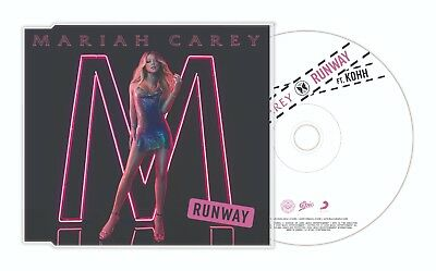 Runway (CD Single) - Mariah Carey (Feat. Kohh) (Single from the album Caution)