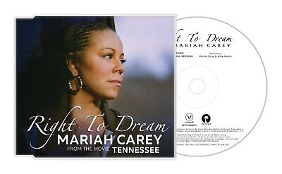 Mariah Carey - Right To Dream CD Single - Movie Tennessee