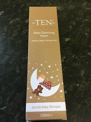Ten Baby Cleansing Foam